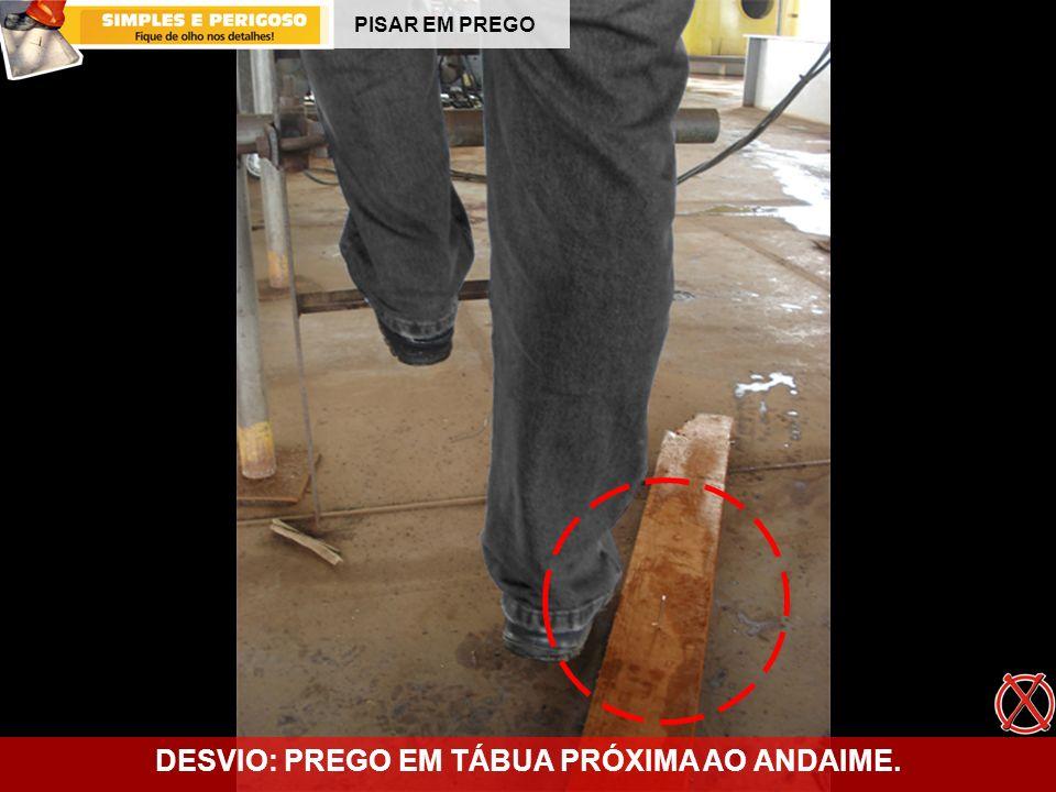 MOVIMENTAÇÃO MECANIZADA UTILIZE O CABO GUIA.