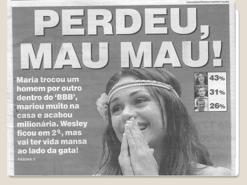 Leitura e senso crítico [David][Cuiabá/MT/Brasil] Pois é...