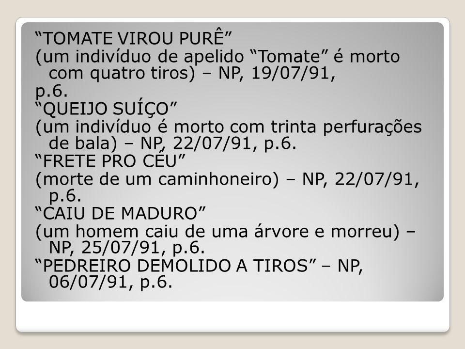 Leitura e senso crítico [Paulo Tadeu] [brasileiro estupefato] [Cotia - SP - Brasil] O jornal inglês tem razão em parte nas denúncias que faz.
