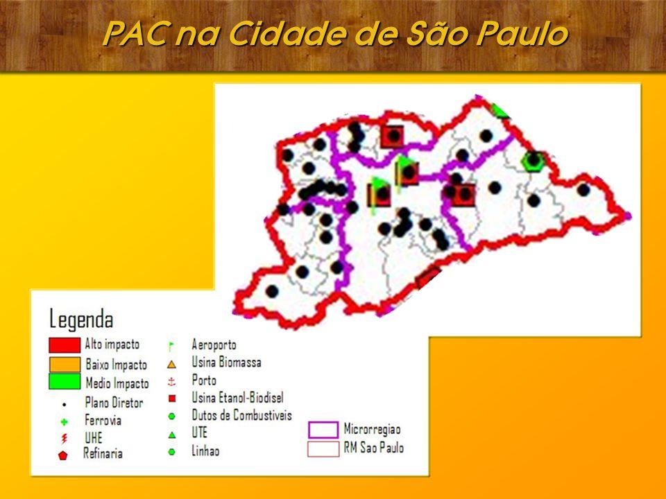 PAC na Cidade de São Paulo
