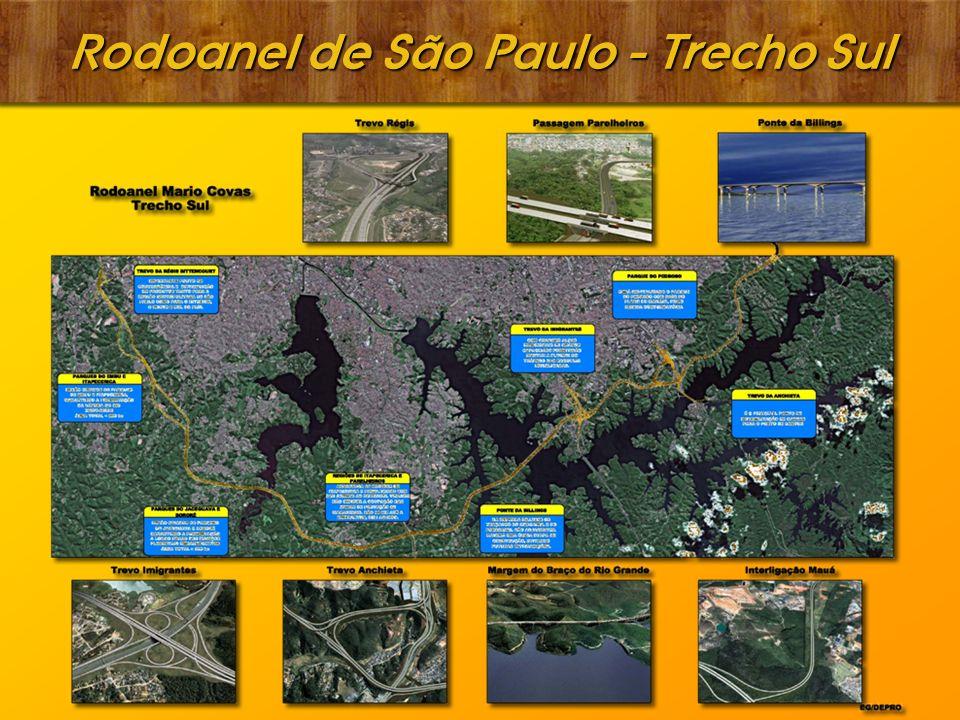 Rodoanel de São Paulo - Trecho Sul