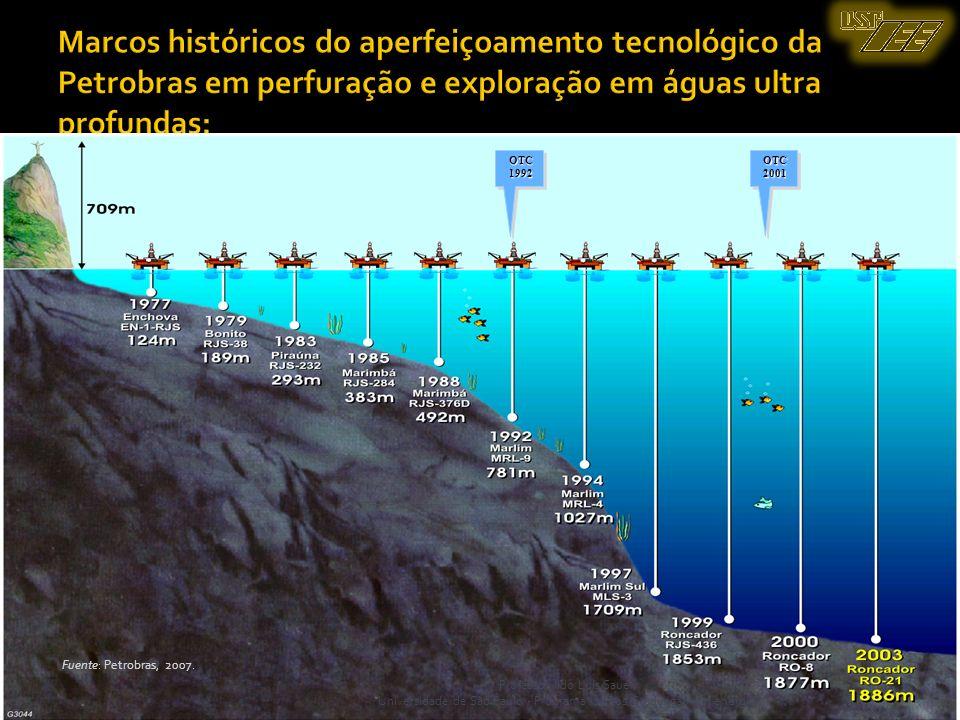 Professor Ildo Luís Sauer Universidade de São Paulo - Programa de Pós Graduação em energia 11 OTC1992OTC1992OTC2001OTC2001 Professor Ildo Luís Sauer U