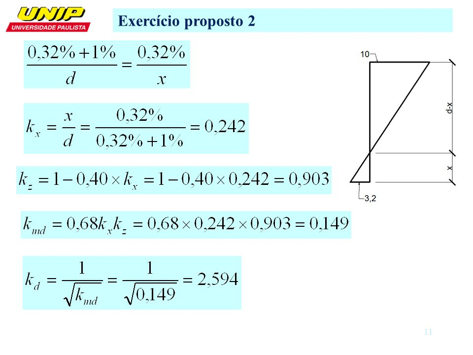 11 Exercício proposto 2