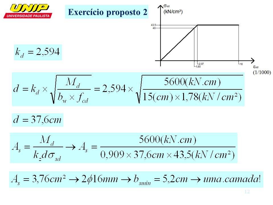 12 Exercício proposto 2