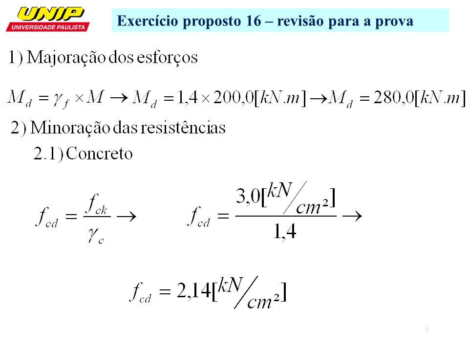 3 Exercício proposto 16 – revisão para a prova