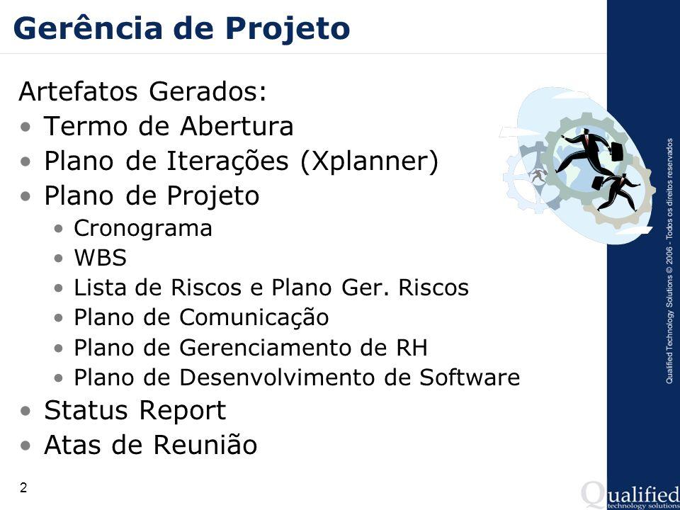 3 Gerência de Projeto Desafios: Gerenciar uma equipe de projeto acadêmico.