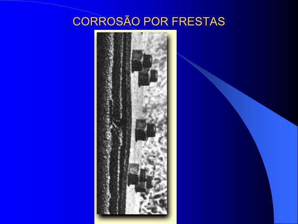 CORROSÃO POR FRESTAS