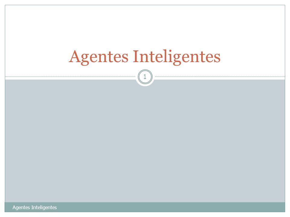 Agentes Inteligentes 1