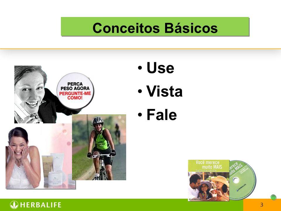 3 Use Vista Fale Conceitos Básicos