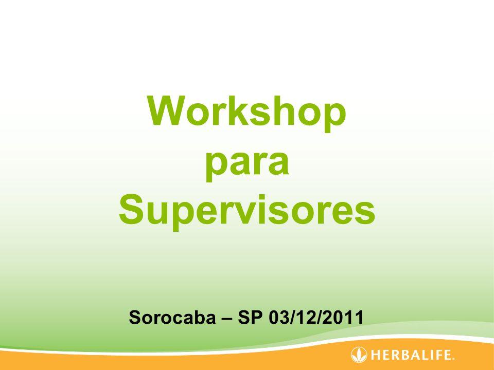 Workshop Parte 1 Sorocaba – SP 03/12/2011