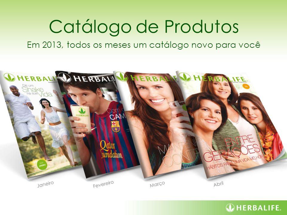 NOVO CATÁLOGO DE PRODUTOS Edição: Maio / 2013 LANÇAMENTO NOVIDADE