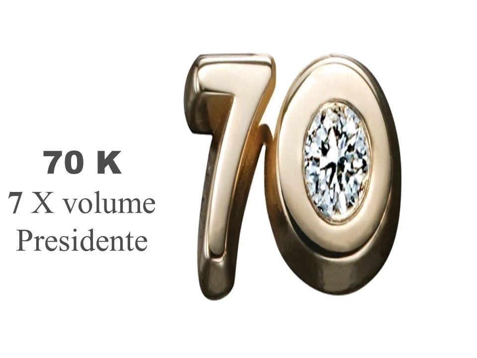 70 K 7 X volume Presidente