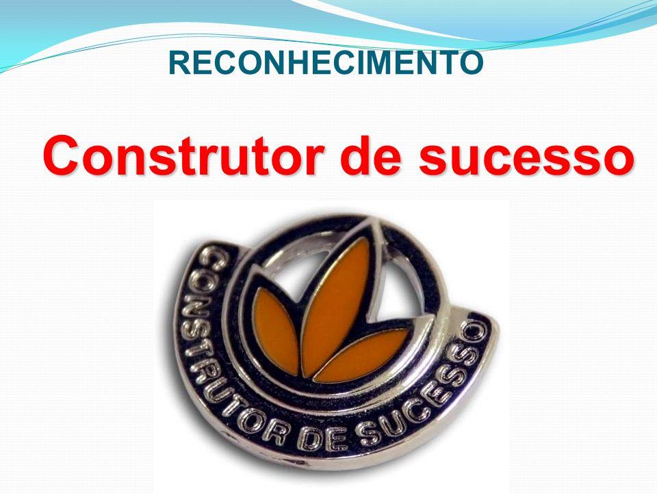 Construtor de sucesso RECONHECIMENTO