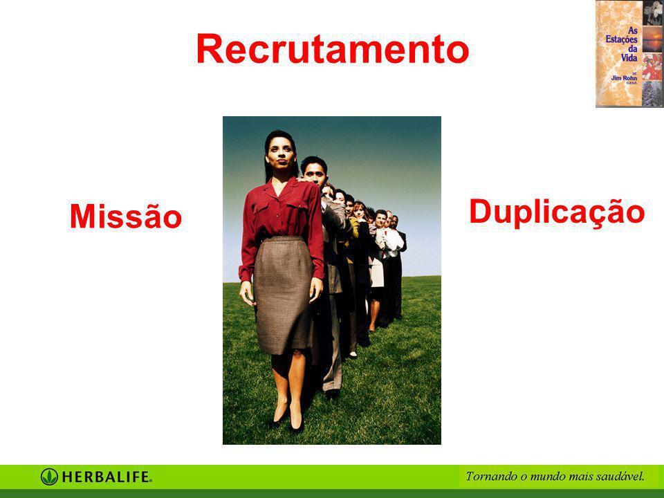 Recrutamento Missão Duplicação