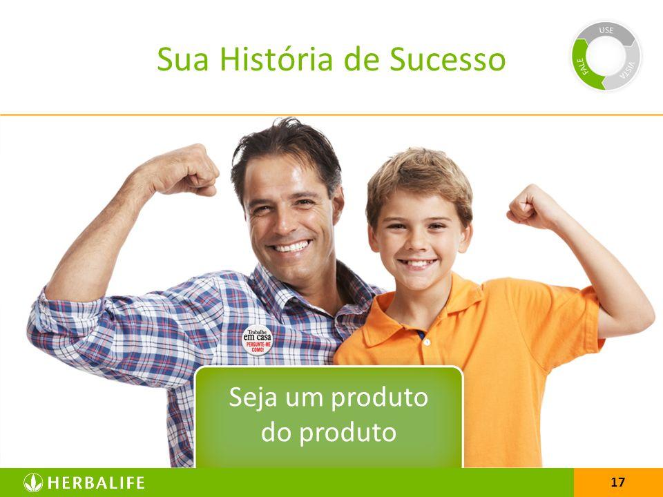 17 Seja um produto do produto Sua História de Sucesso