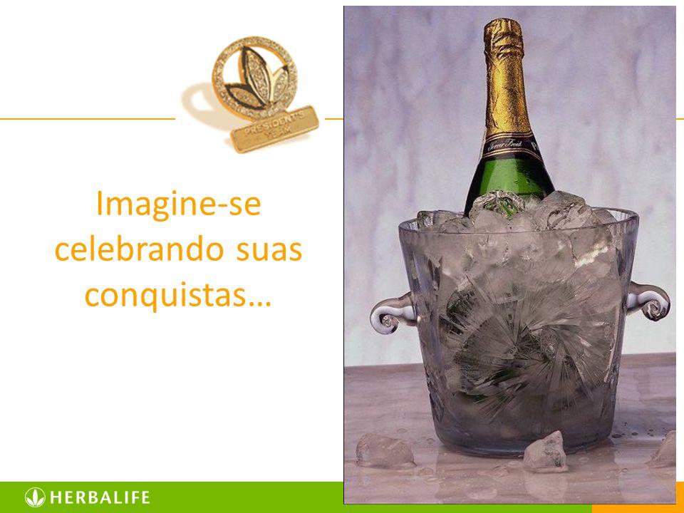 39 Imagine-se celebrando suas conquistas…