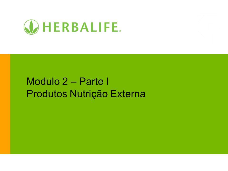 Modulo 2 – Parte I Produtos Nutrição Externa