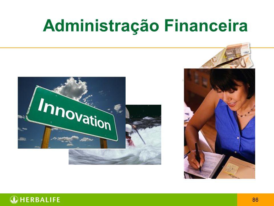86 Administração Financeira