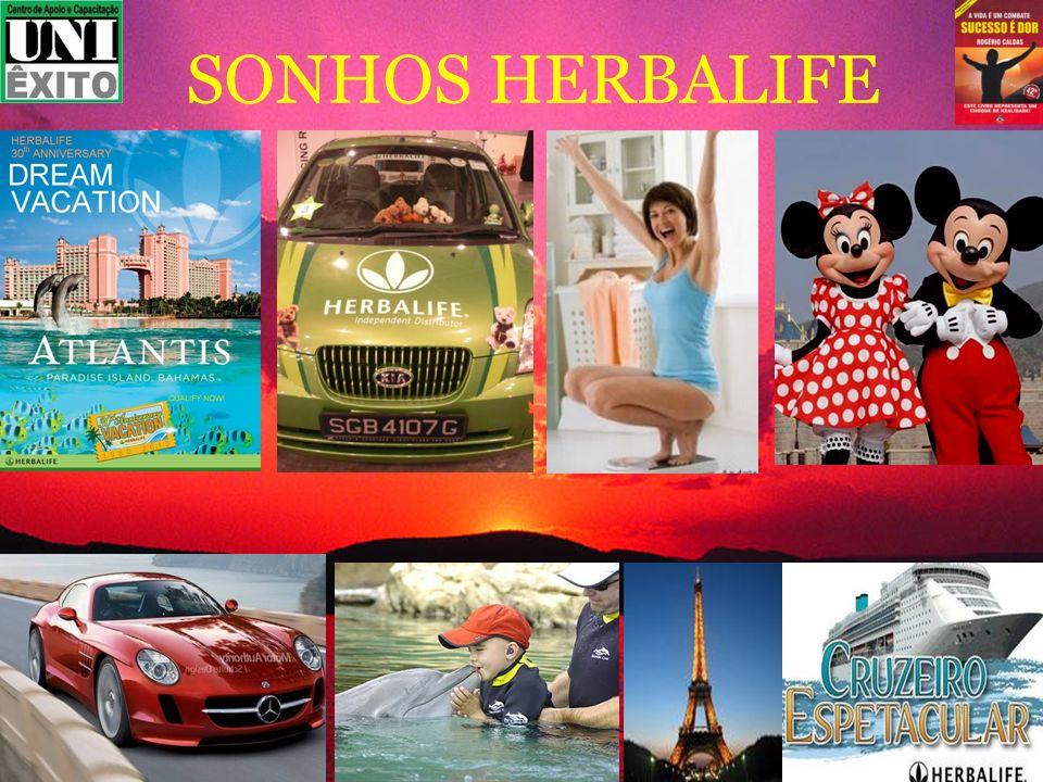 SONHOS HERBALIFE