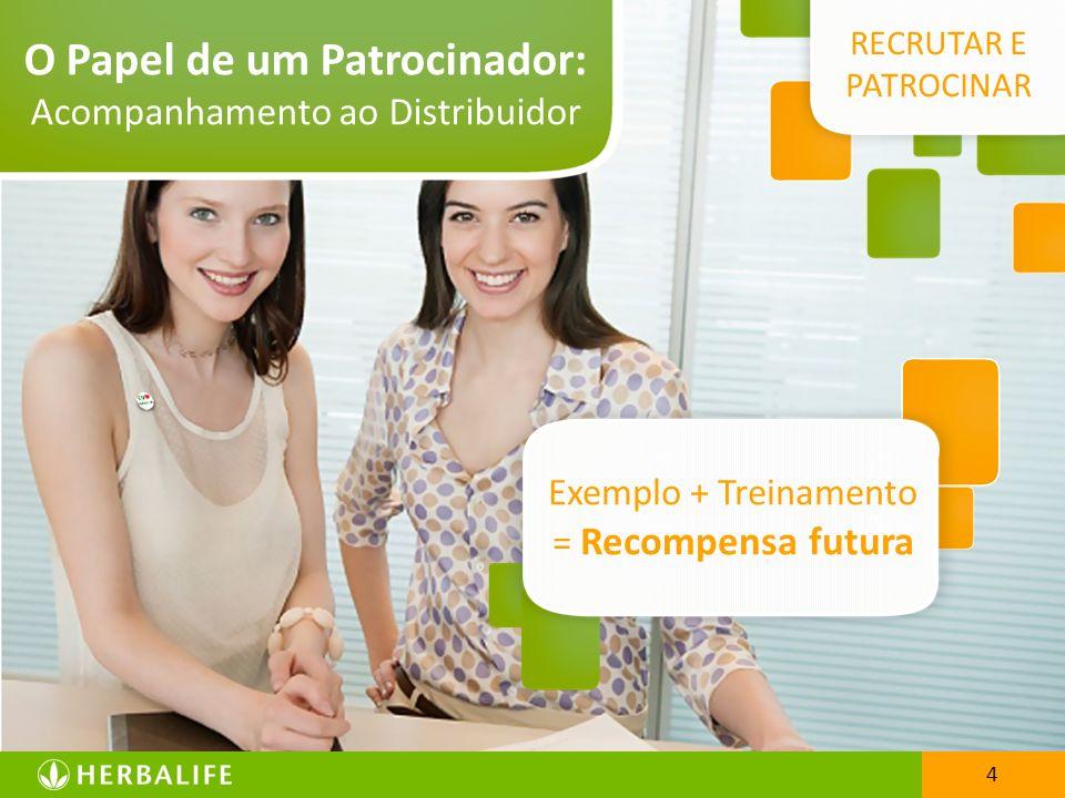5 Mostre Tente Faça Como ser um Bom Patrocinador As pessoas fazem o que você FAZ, e não o que você FALA para elas fazerem!!.