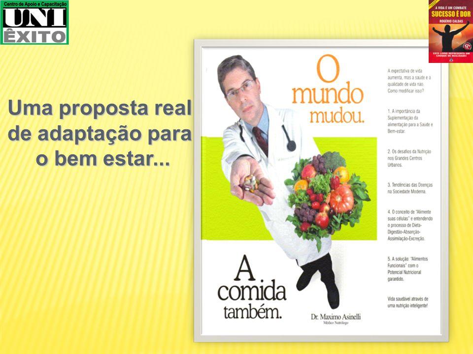 Suplementação Desintoxicação Proposta da Herbalife Nutrição balanceada