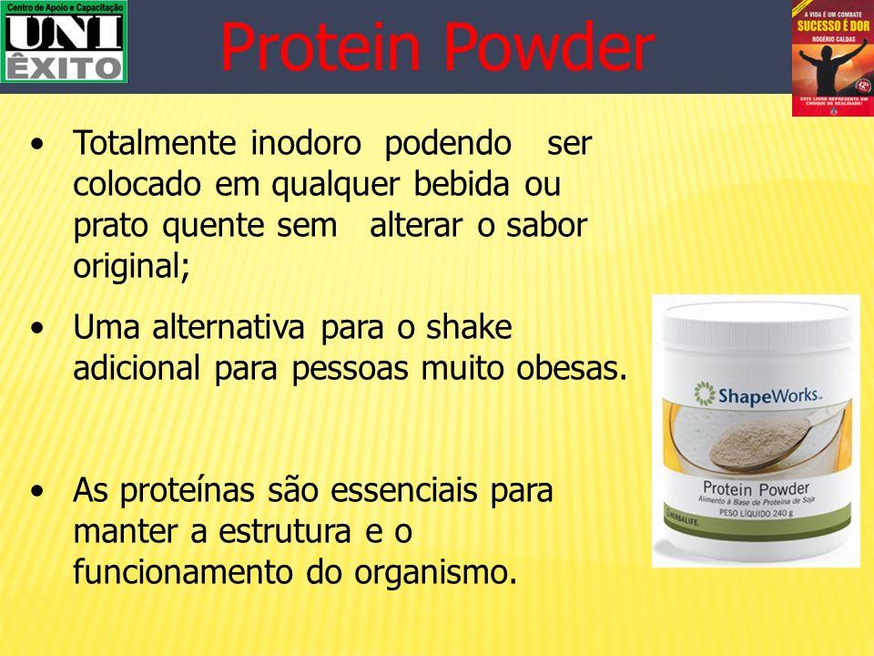 Shake em Sachê Porção individual pode ser levado na bolsa e preparado em qualquer lugar; Cada sachê equivale a uma porção; Mesmos benefícios do shake