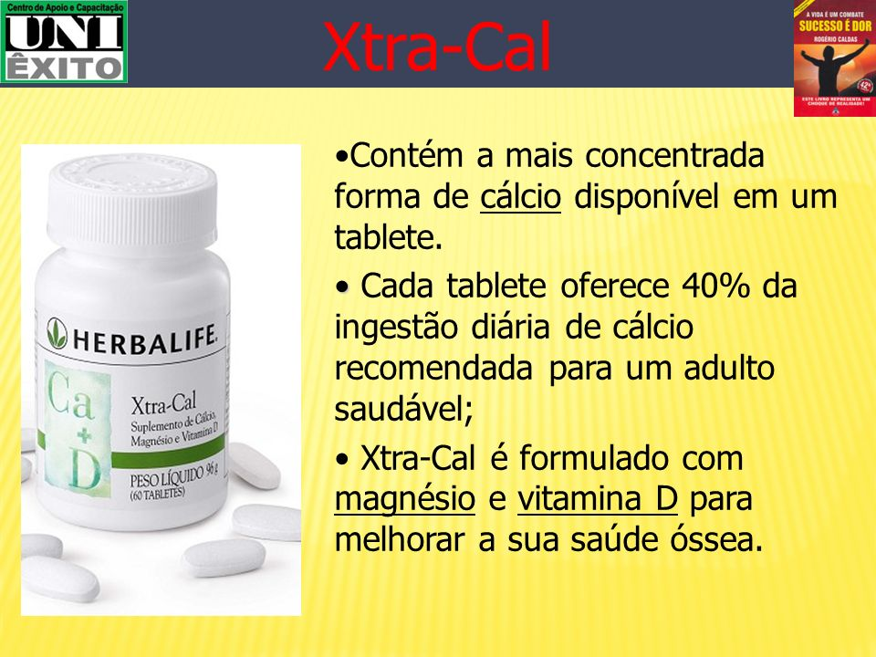 Multivitaminas e Minerais 13 vitaminas e 10 minerais entre eles: antioxidantes como vitaminas A, C e E e os minerais: Cálcio, Selênio e Cromo Repõe os
