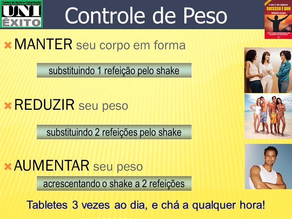 Shake - Copo 3 O Shake do Espaço Vida Saudável combina os benefícios do Pó Nutricional e da Proteína Protein Powder; Substituto de refeição saudável q