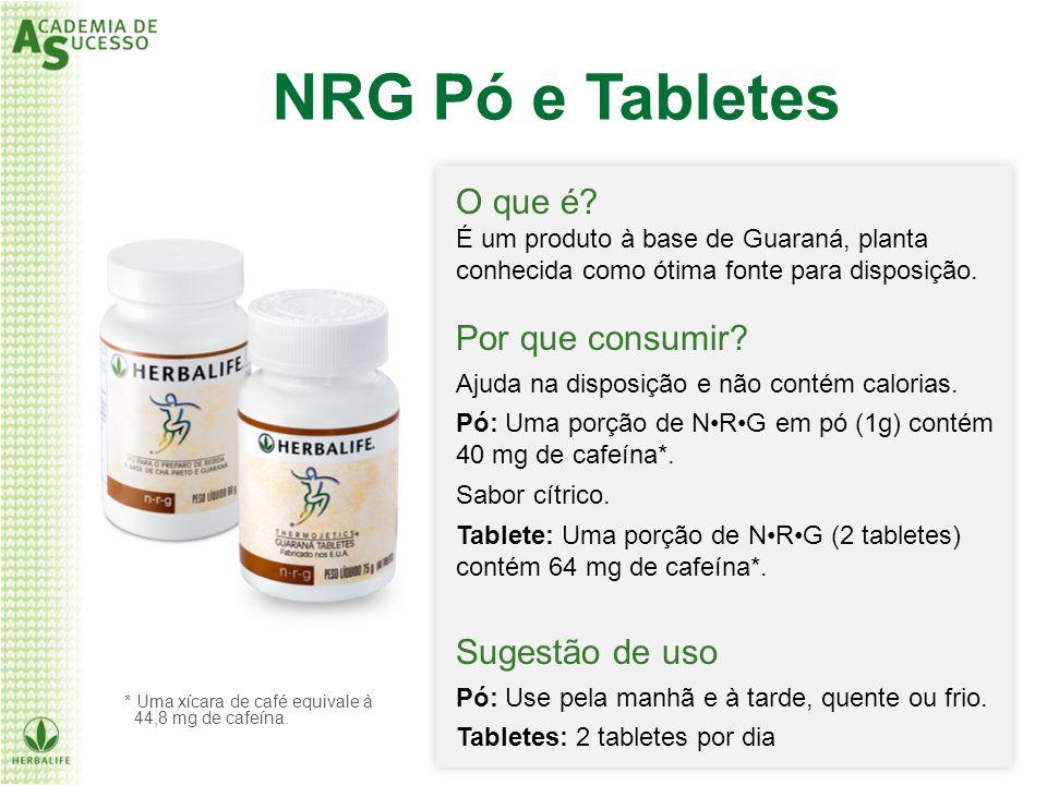 O que é? É um produto à base de Guaraná, planta conhecida como ótima fonte para disposição. Por que consumir? Ajuda na disposição e não contém caloria