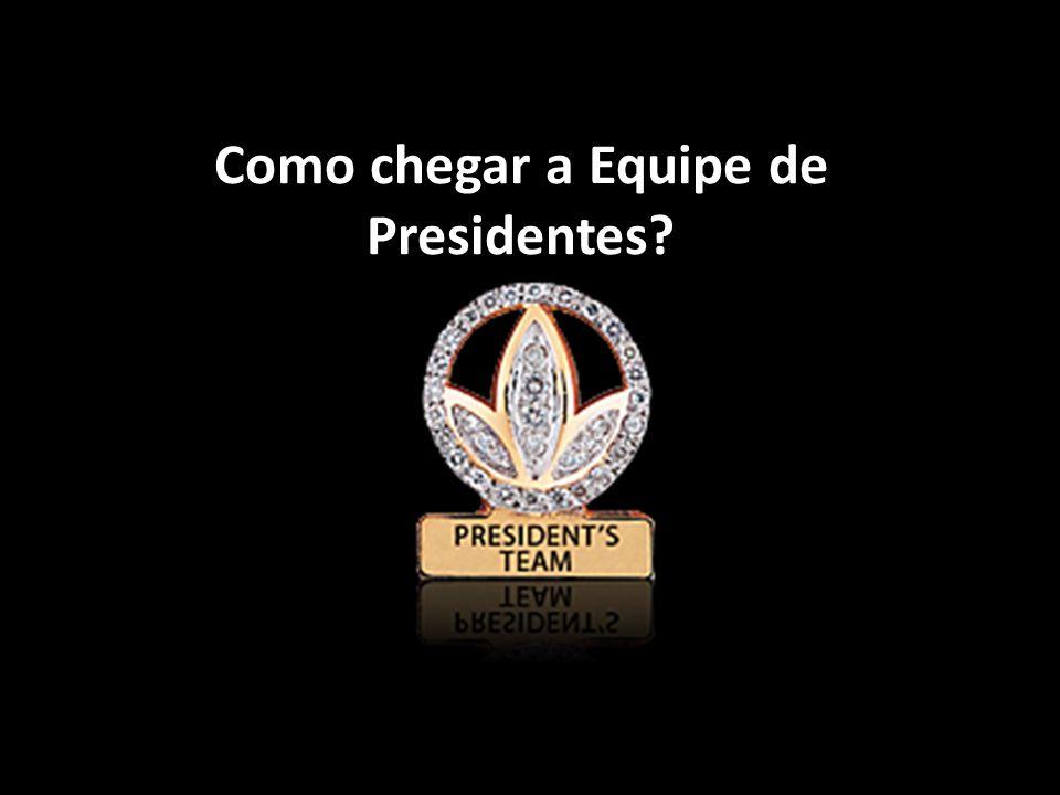 Como chegar a Equipe de Presidentes?