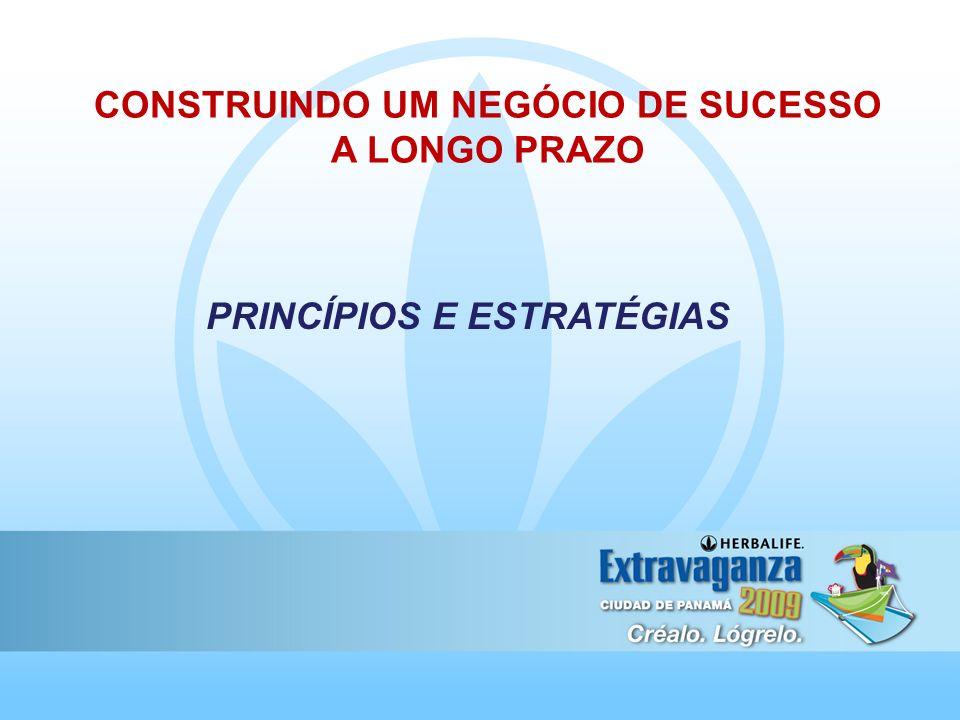 CONSTRUINDO UM NEGÓCIO DE SUCESSO A LONGO PRAZO PRINCÍPIOS E ESTRATÉGIAS