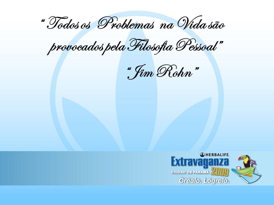 Todos os Problemas na Vida são provocados pela Filosofia Pessoal Jim Rohn