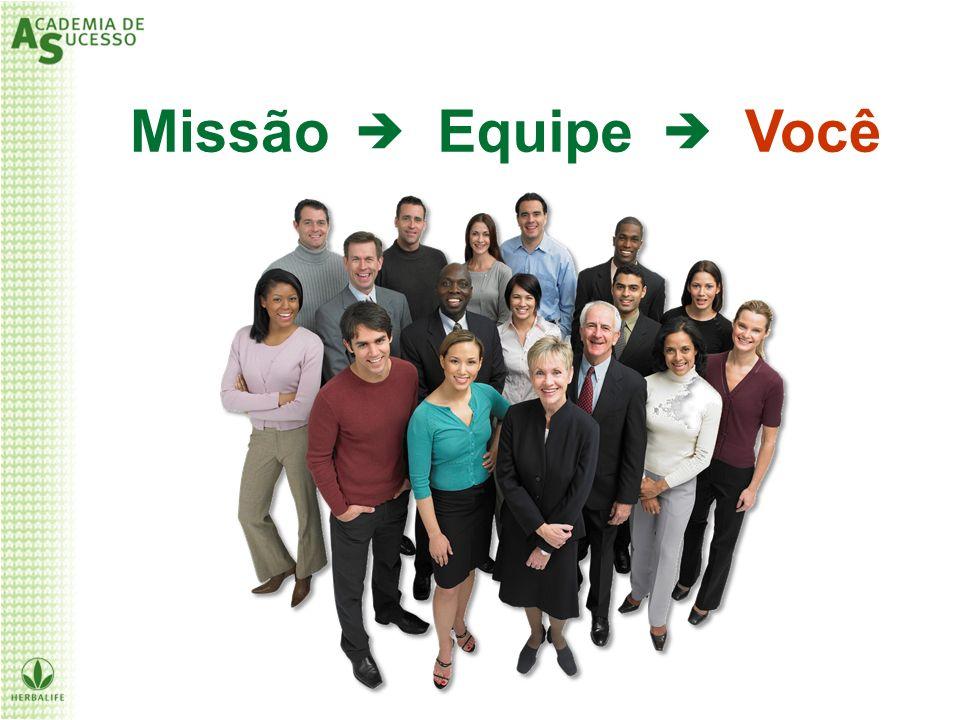 Missão Equipe Você