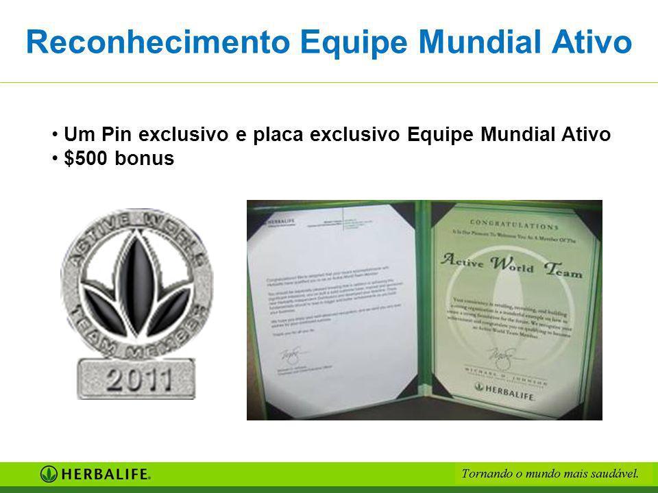Plano para qualificar Equipe Mundial Ativo 2,500 10,000 2,500 500 RO Mês 1 Mês 2 Mês 3 Mês 4Mês 5 Mês 6