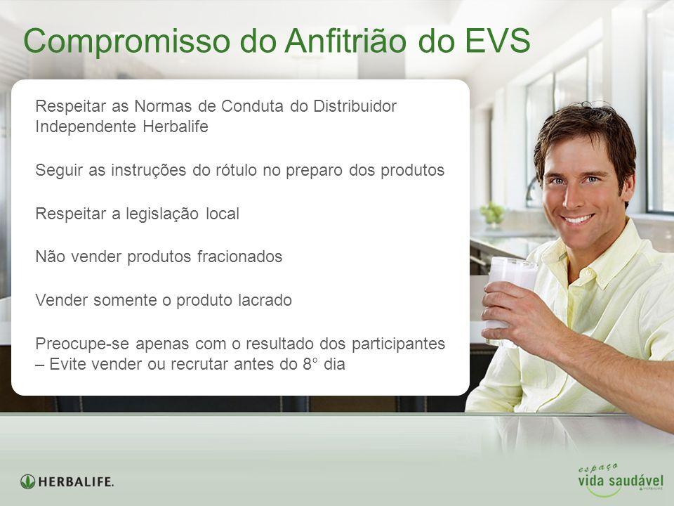 Resultado com os Produtos Isto é o mais importante em qualquer EVS.