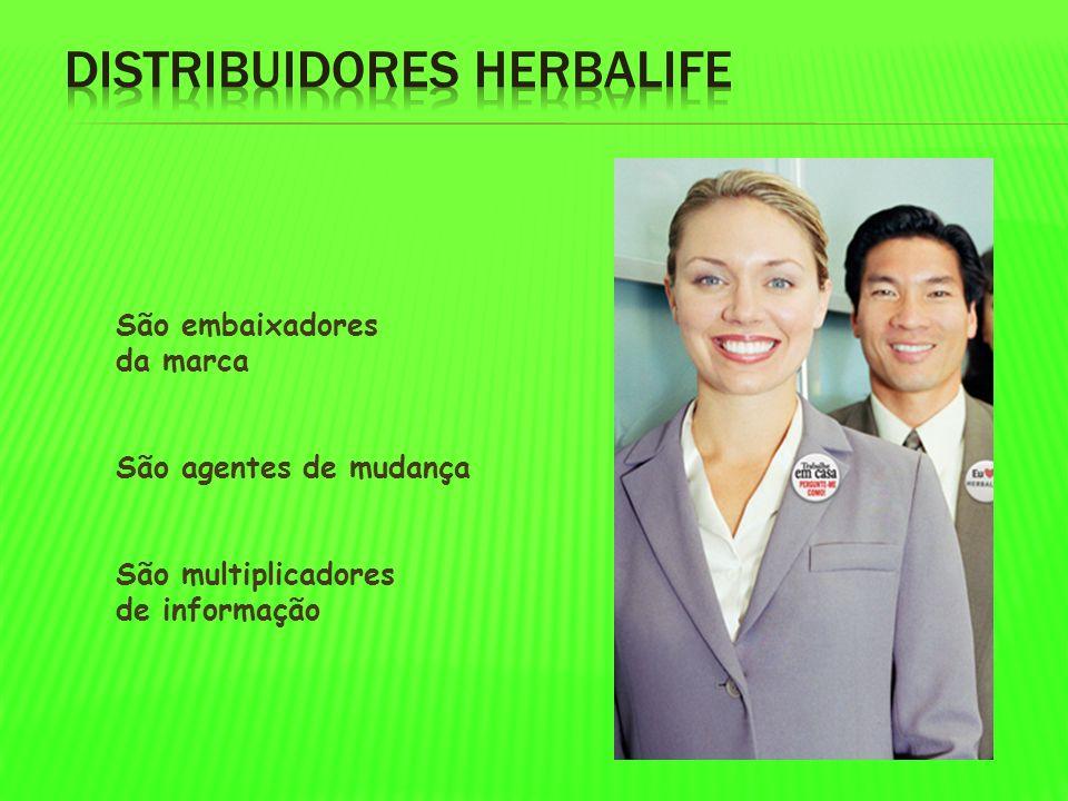 São embaixadores da marca São agentes de mudança São multiplicadores de informação