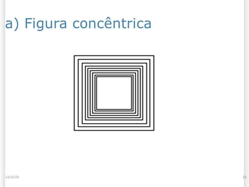 a) Figura concêntrica 1014/10/09