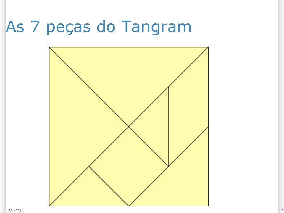 As 7 peças do Tangram 313/1/2014