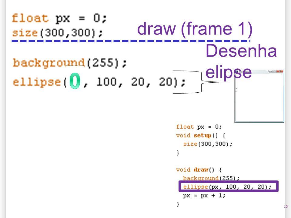 13 draw (frame 1) Desenha elipse