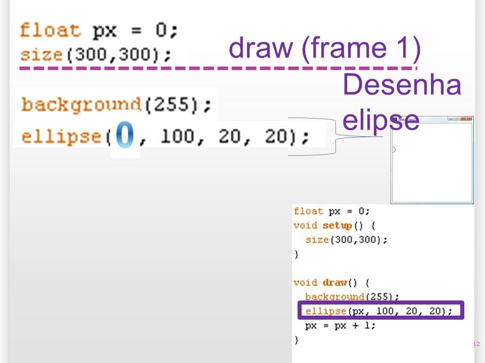 12 draw (frame 1) Desenha elipse
