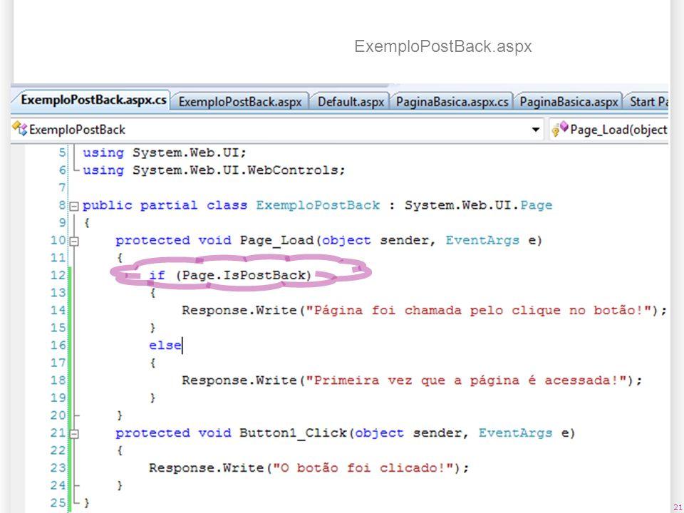 2113/1/2014 ExemploPostBack.aspx