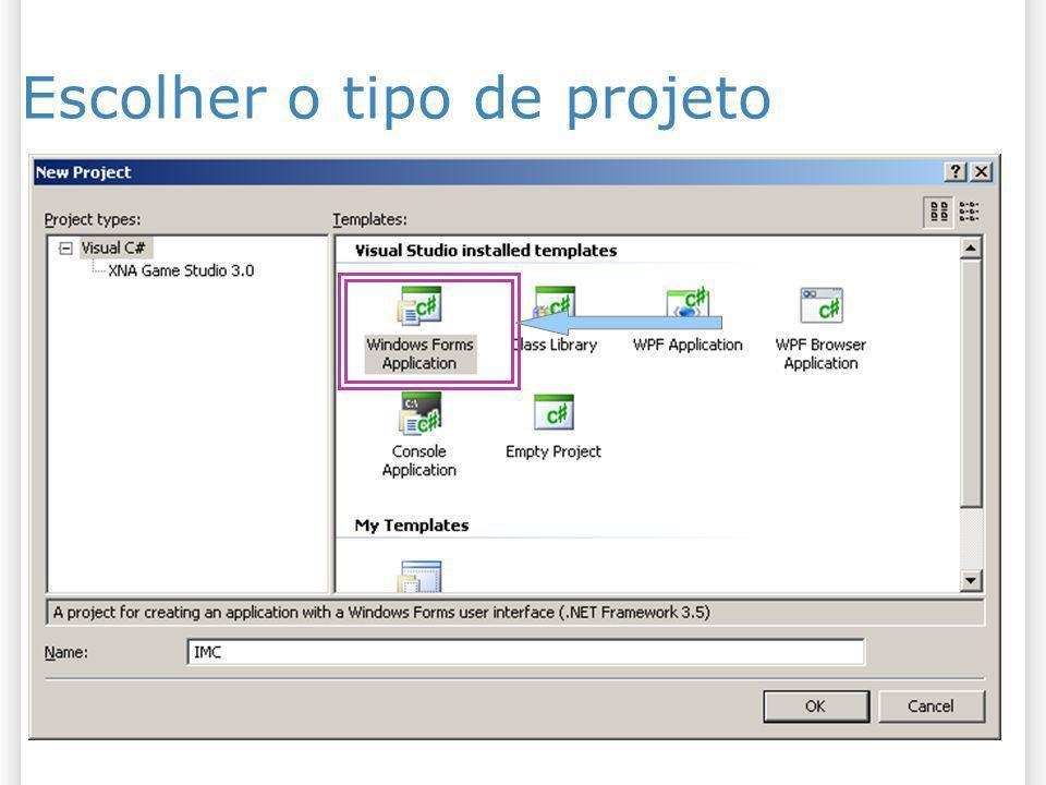 Passo a passo Projeto em ASP.NET para cálculo do IMC sem usar Web Forms e usando Ajax (usando jQuery – http://jquery.com) IMC = peso / (altura * altura) (Visual Web Developer – usar o mesmo projeto!) http://jquery.com