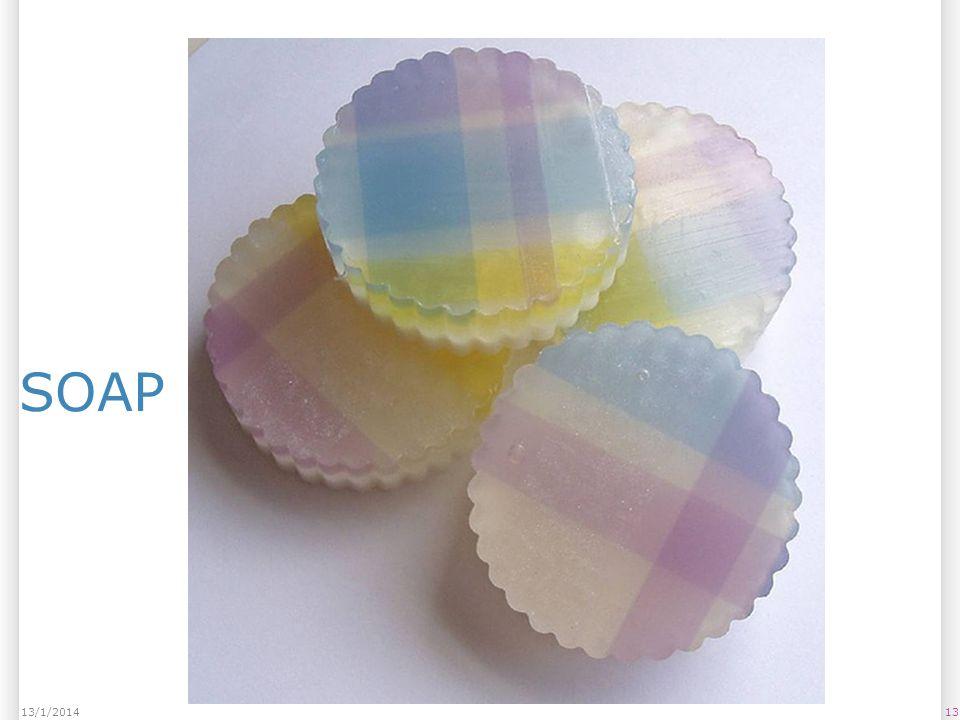 SOAP 1313/1/2014