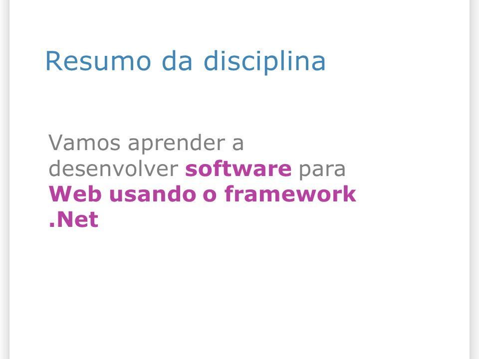 313/1/2014 O que É software para Web?