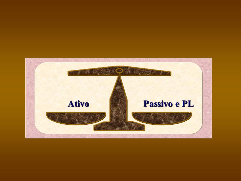 Ativo Passivo e PL