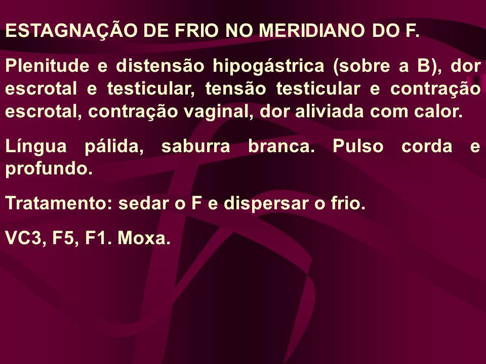 ESTAGNAÇÃO DE FRIO NO MERIDIANO DO F.