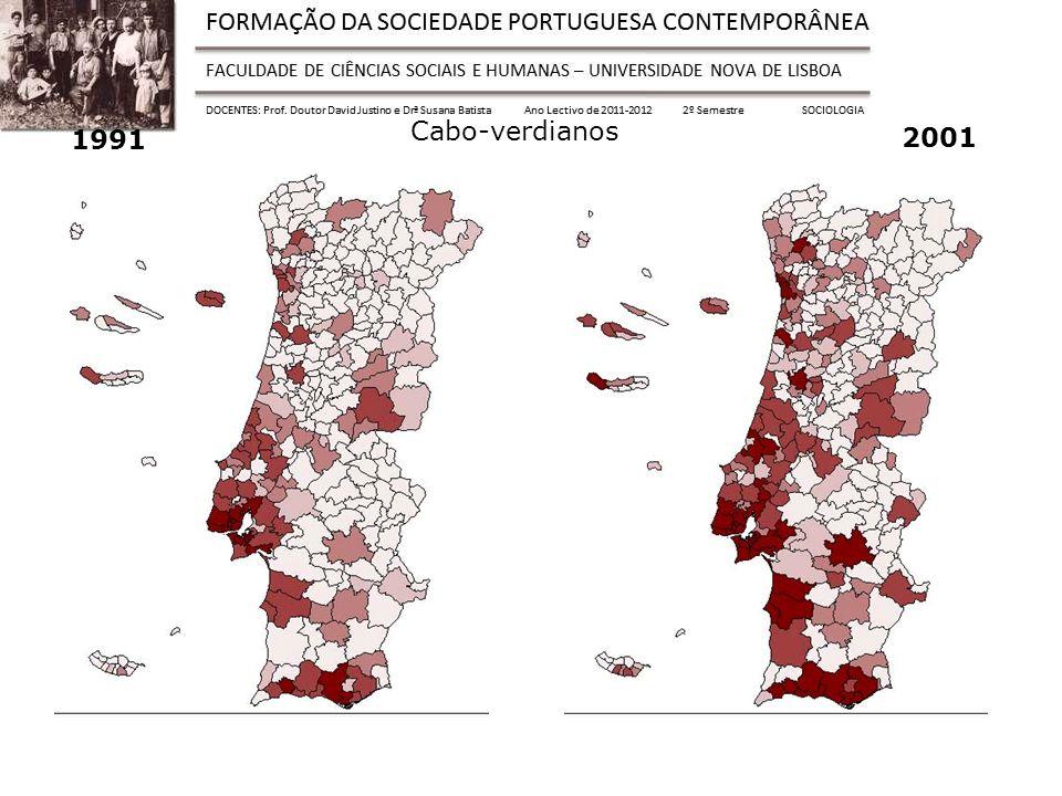 1991 Cabo-verdianos 2001