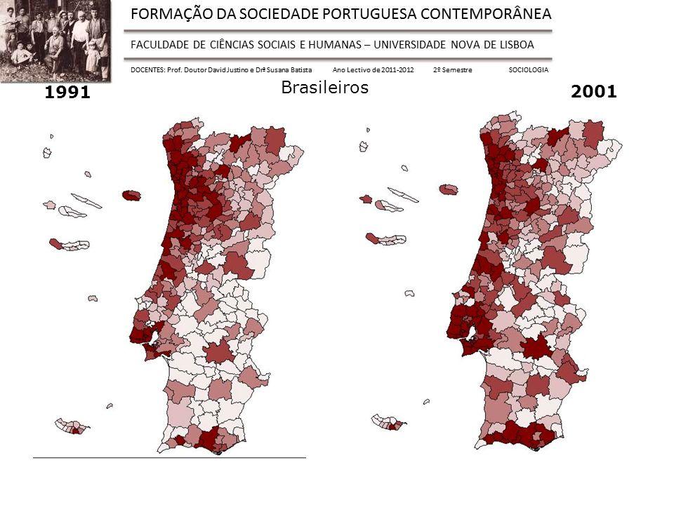 1991 Brasileiros 2001