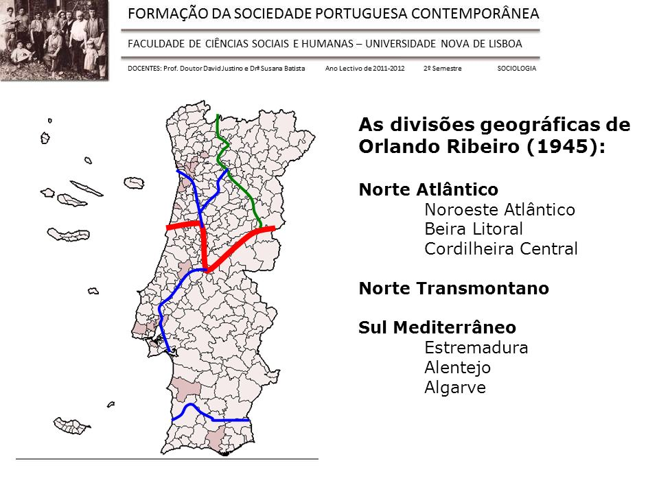 Os distritos de 1835 delimitação, sedes e zonas de conflito As comarcas de 1827 A génese da divisão distrital, delimitação, sedes e zonas de conflito