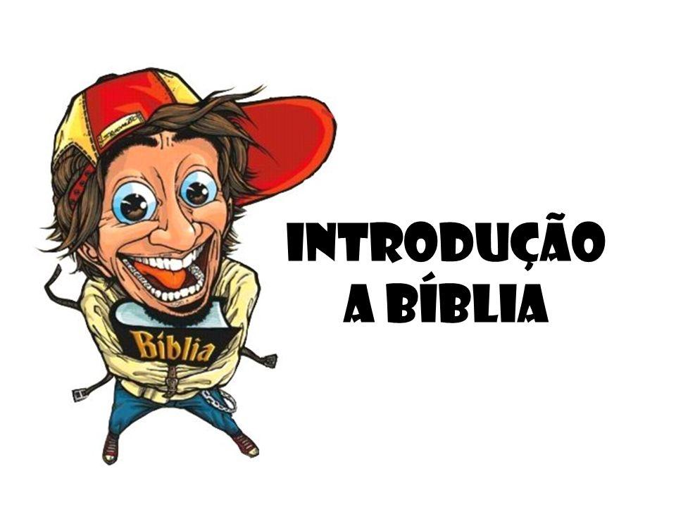 O que é a Bíblia.Bíblia. Vem do grego biblia quer dizer livros...